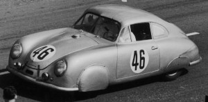 1951. 356 SL (Super Light) n º 46 - Auguste Veuillet / Edmond Mouche, 20. geral (e vitória na classe 1.1 litros), com velocidade média de 73 mph/118 km/h, A título de comparação o vencedor na categoria geral obteve média de 93 mph/150 km/h